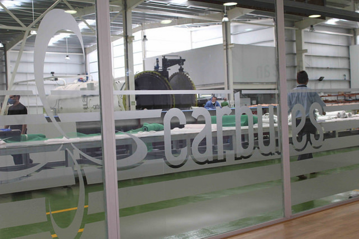 Carbures signs a 5.5 million contract for the automotive sector in China