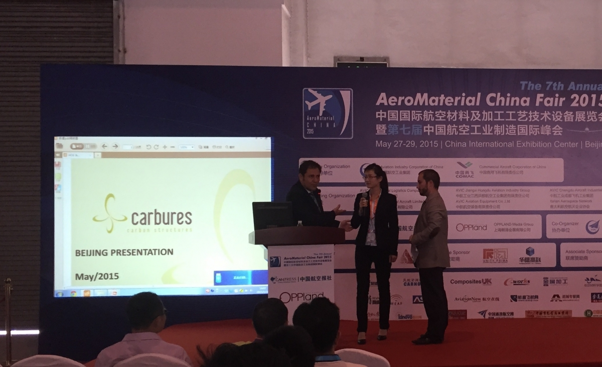 China welcomes Carbures' potential