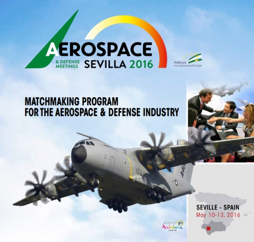 Carbures and the III Aerospace and Defense Meetings -ADM Seville 2016