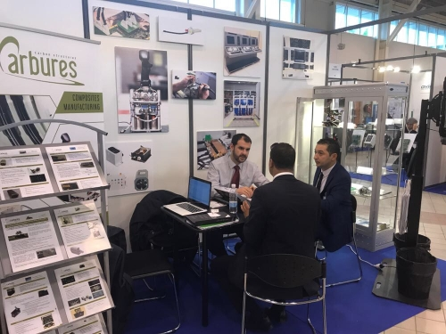 Carbures attends DeciElec Embedded Systems