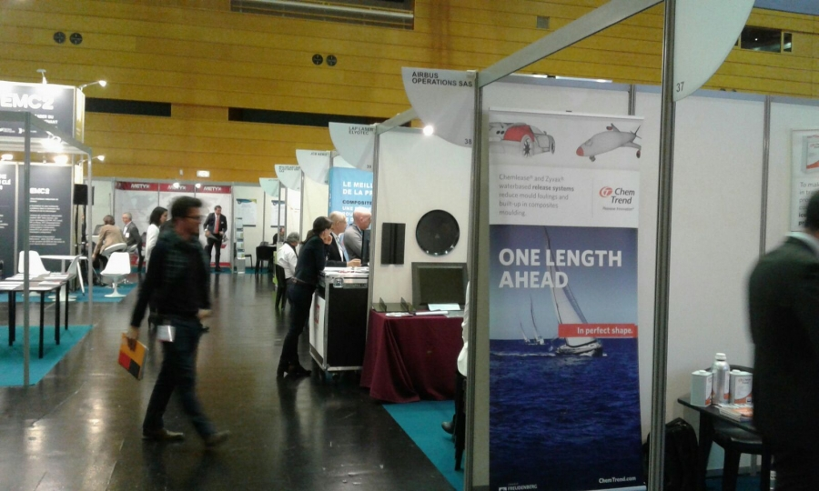 Carbures attends the Composites Meetings in Nantes as an exhibitor