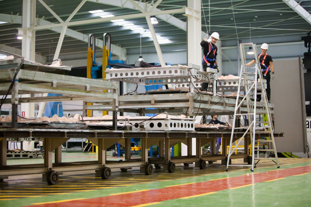 Carbures strengthens its industrial position with a new plant in Madrid