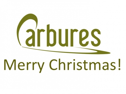 Carbures wishes you a Merry Christmas
